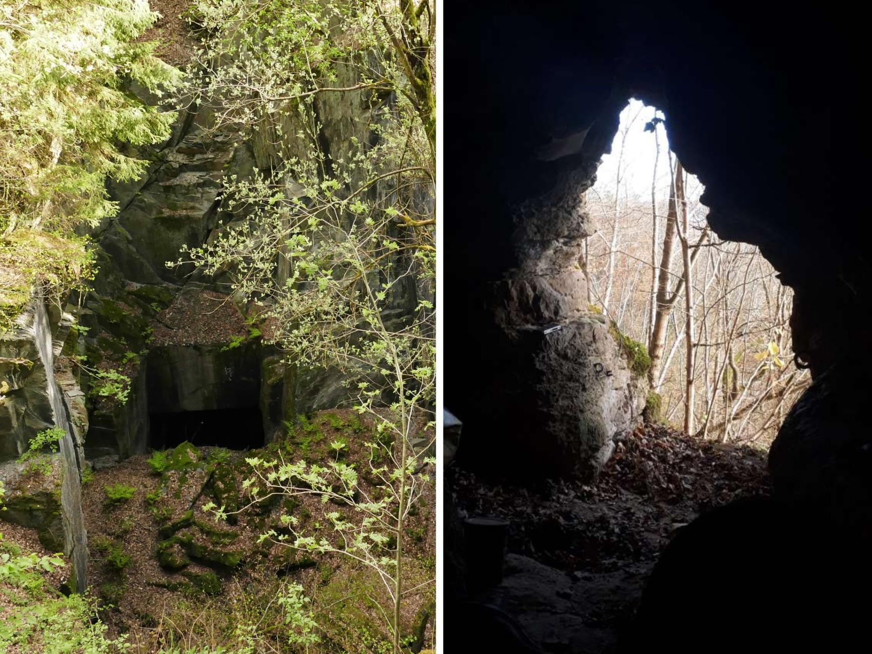 Subterranean habitats in Luxembourg